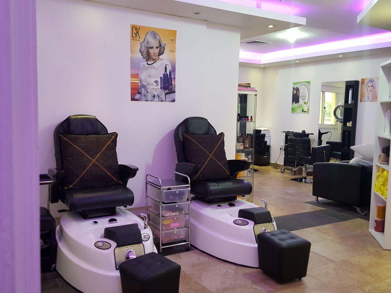 معهد و صالون استيفيا سنتر لتجميل السيدات